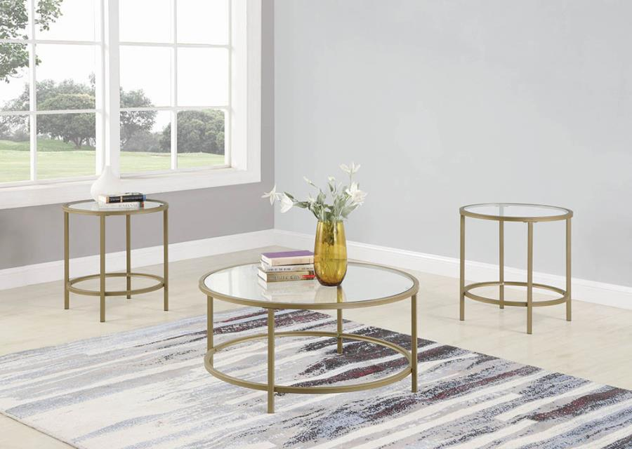 Complete 3 Piece Table Set