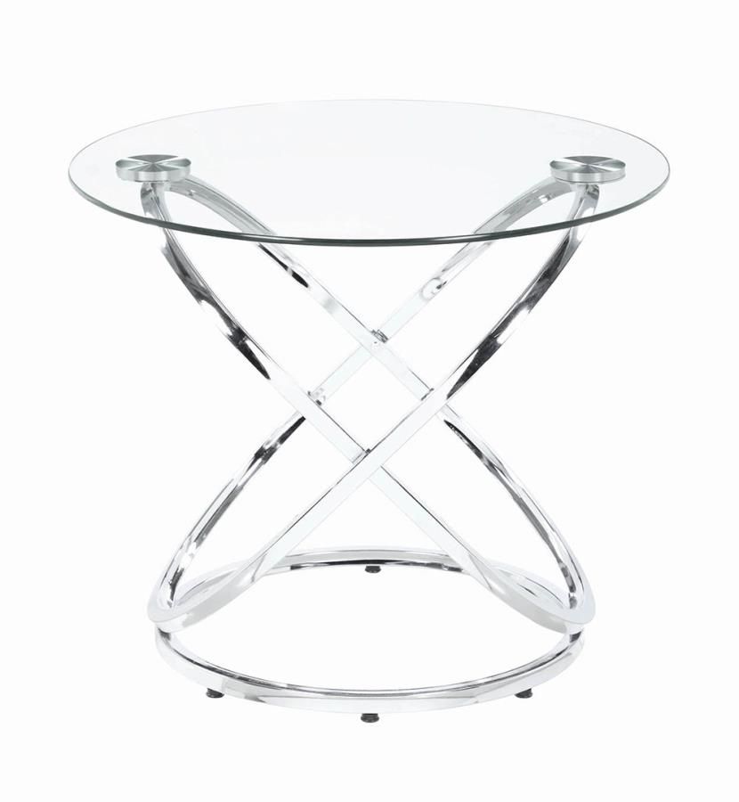End Table Front