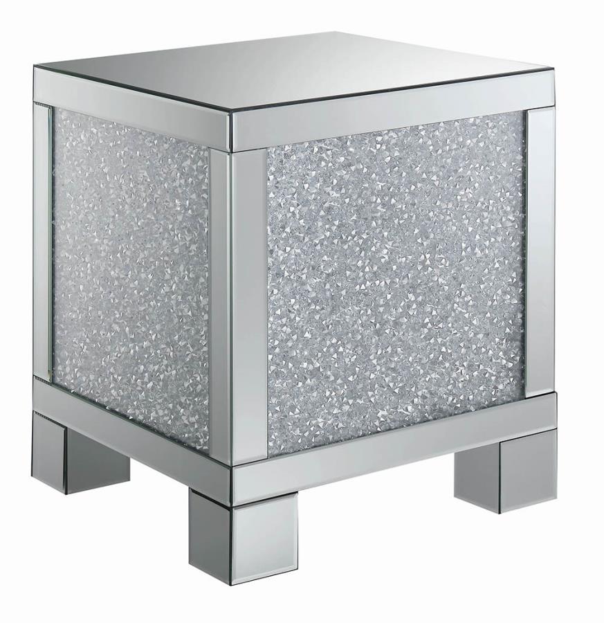 End Table Angle View