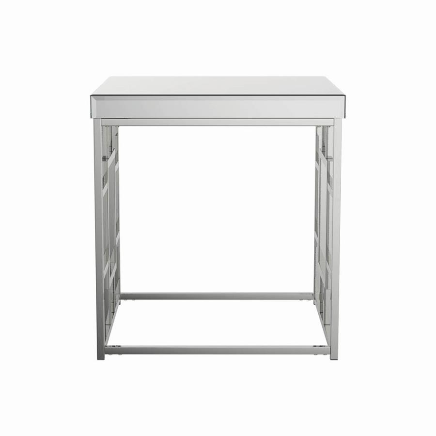 End Table Side View