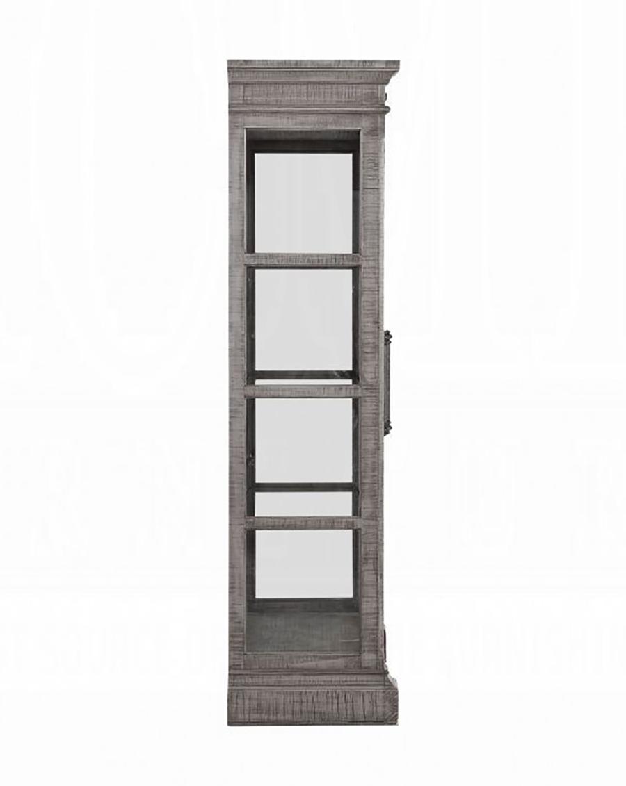 Curio Cabinet Side
