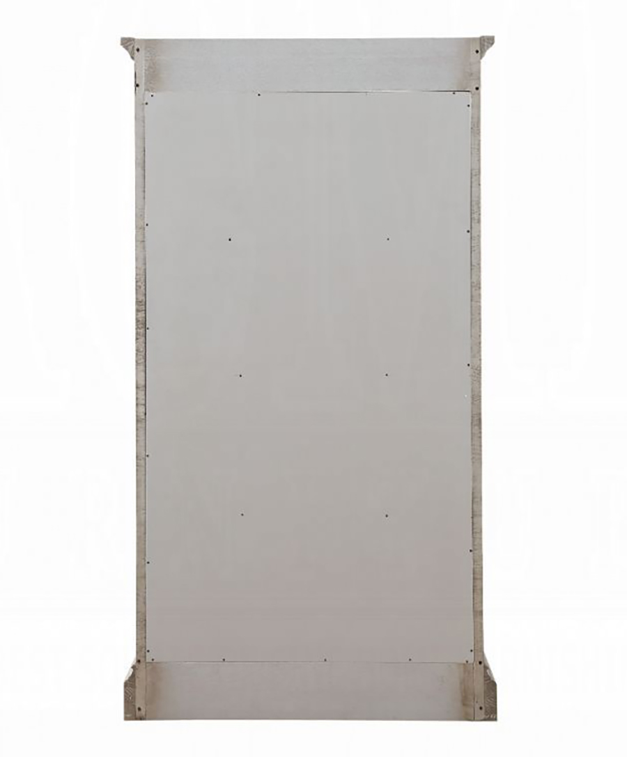 Curio Cabinet Back