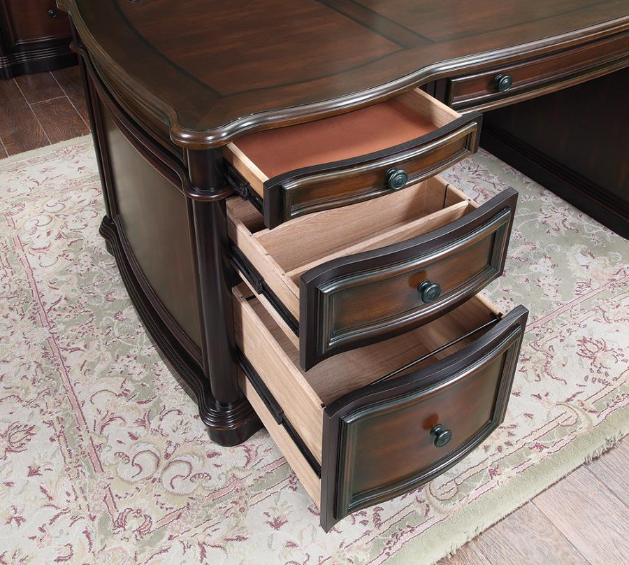 Executive Desk Drawers