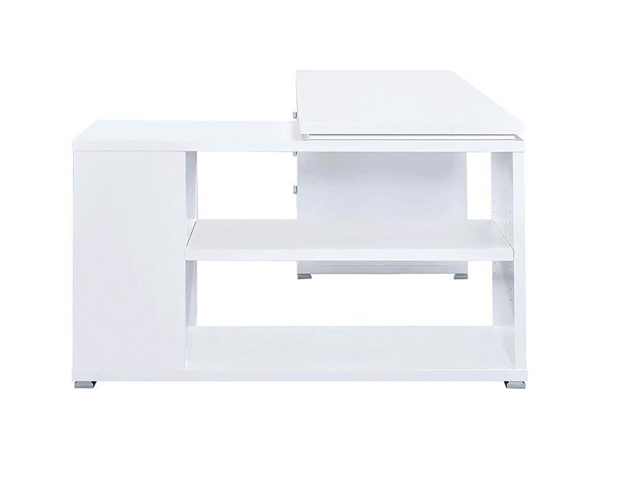 Office Desk Storage Shelves