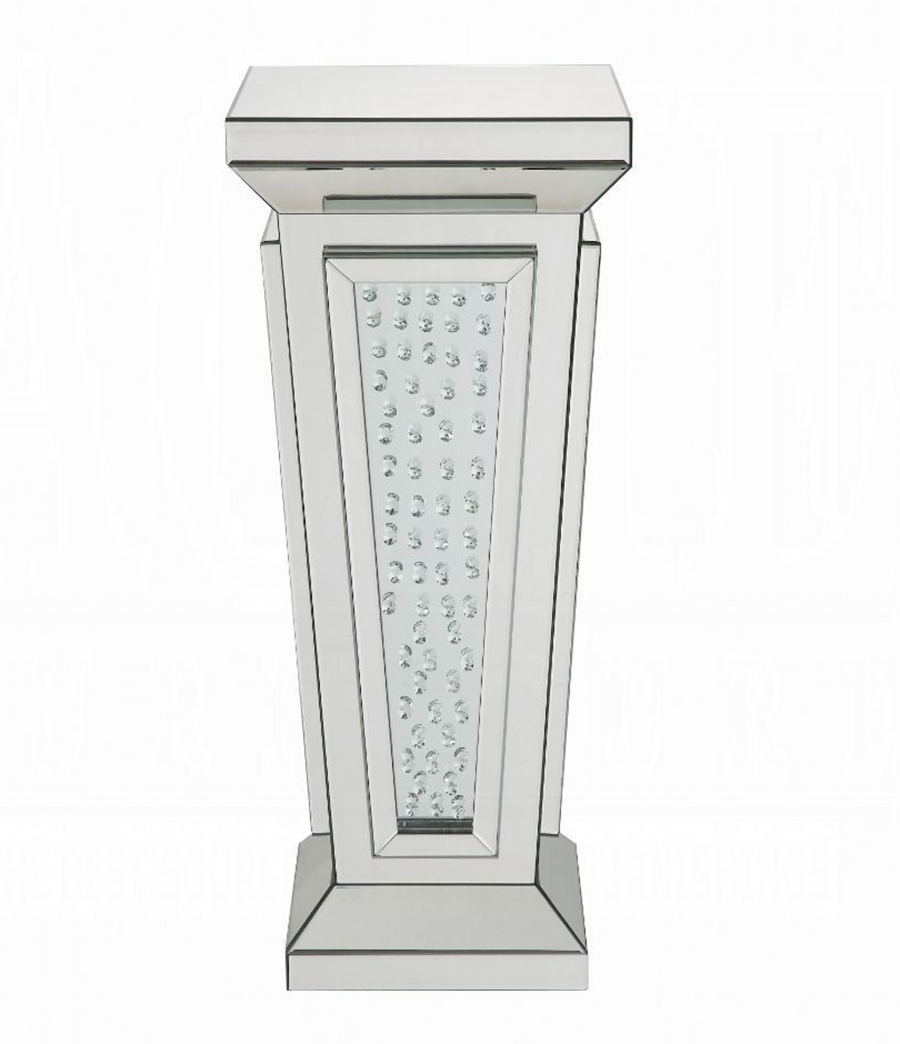 Pedestal Stand Side View
