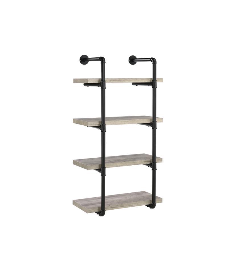 24 Inch Wall Shelf Angle
