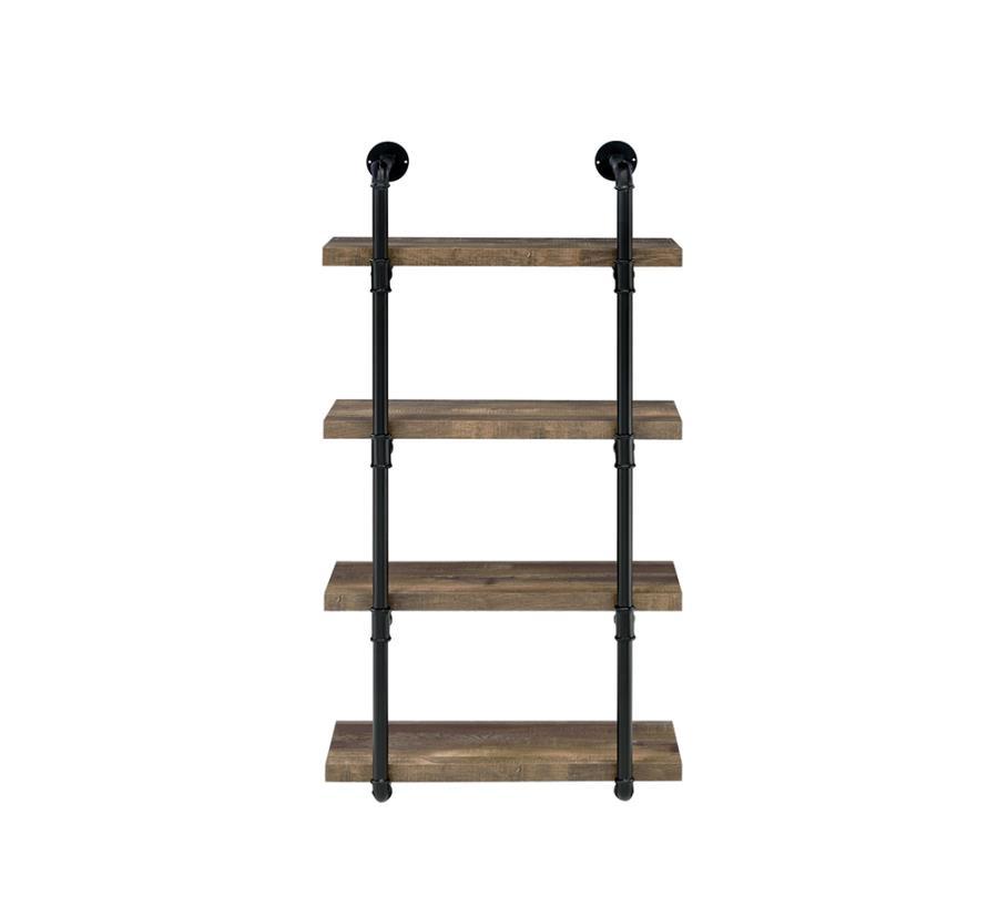 24 Inch Wall Shelf Front