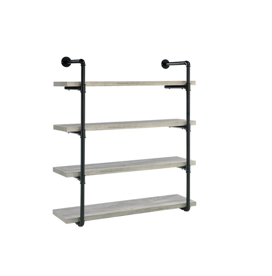 40 Inch Wall Shelf Angle