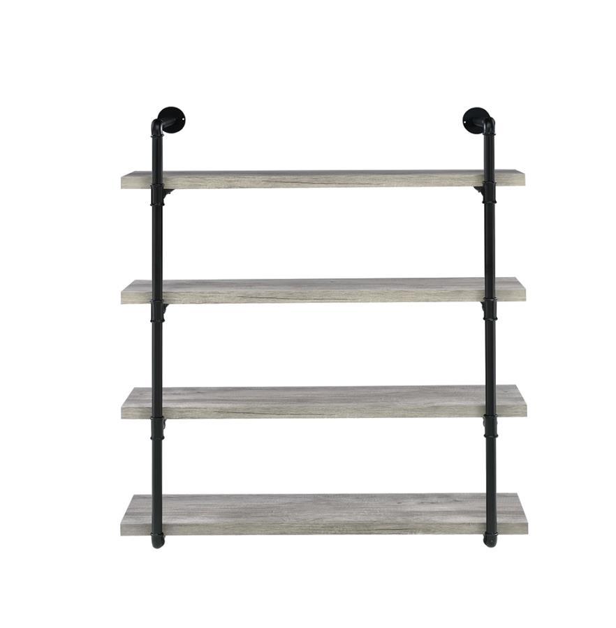 40 Inch Wall Shelf Front