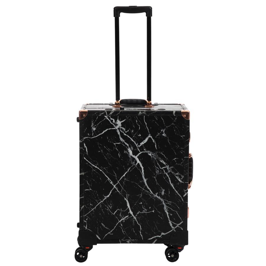 Makeup Travel Case Closed Standing