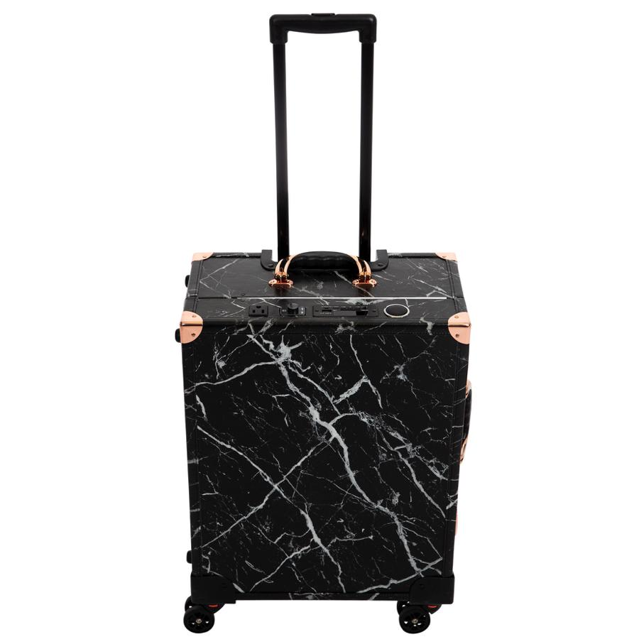Makeup Travel Case Closed Standing Top