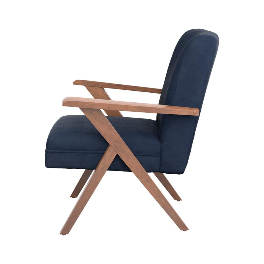 Accent Chair  Left Facing View