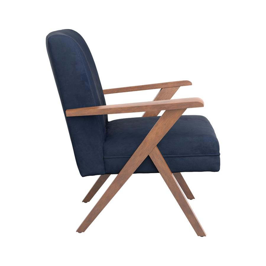 Accent Chair Right Facing View