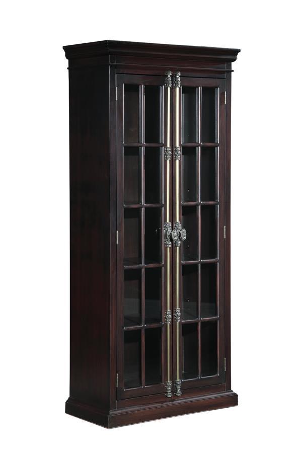 Curio Cabinet Angle