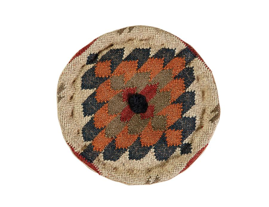 Ottoman Handcrafted Seat Pattern