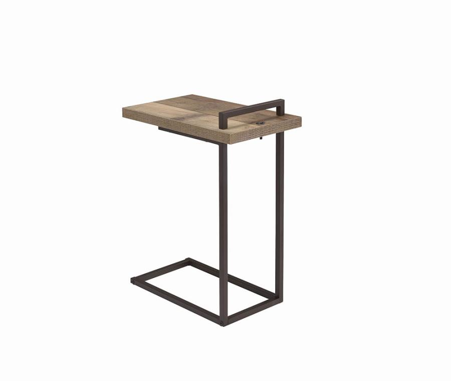 Accent Table Back