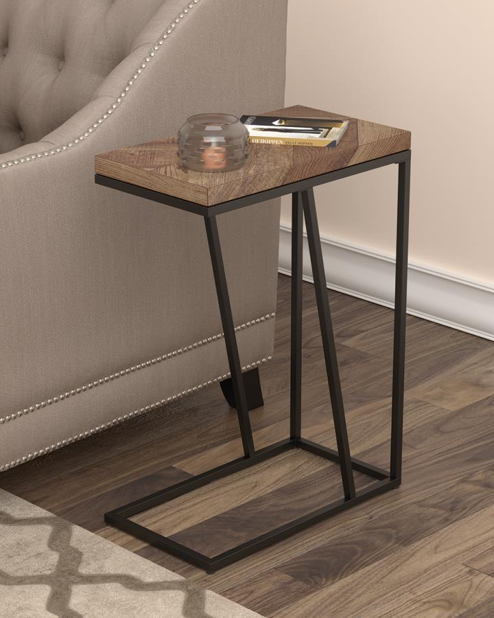 Tobacco Accent Table