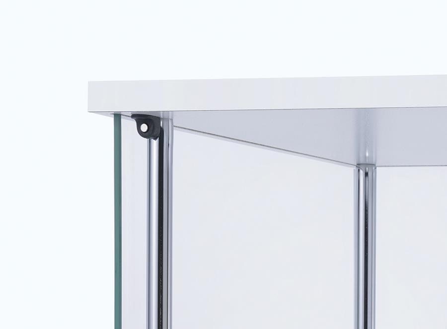 Curio Cabinet Top Base Details