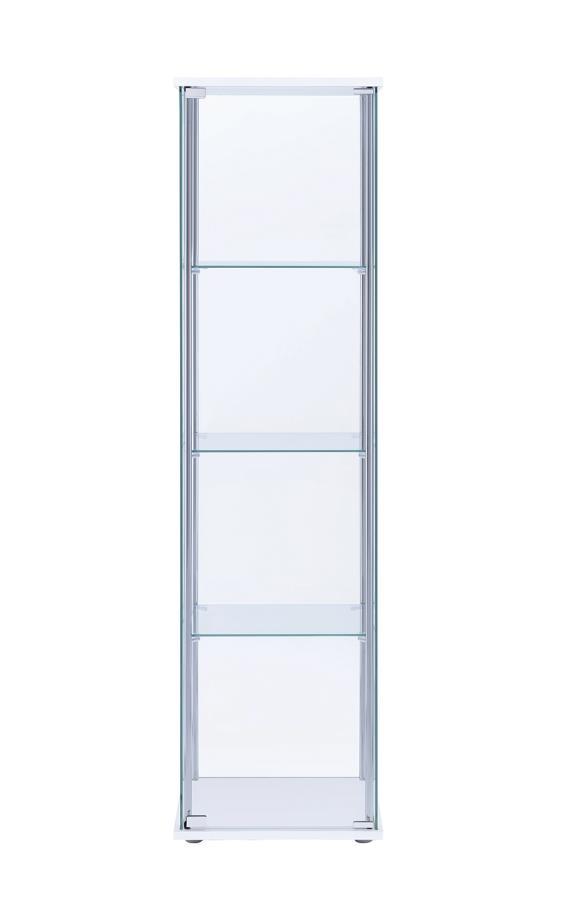 Curio Cabinet Front
