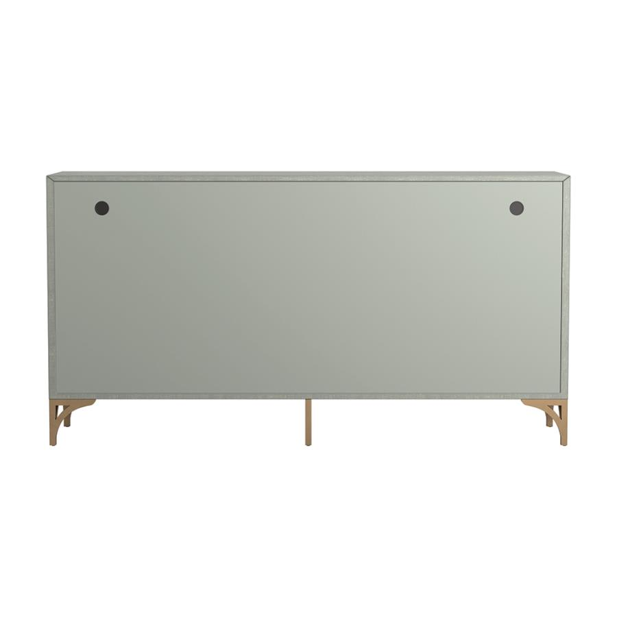 Accent Cabinet Back