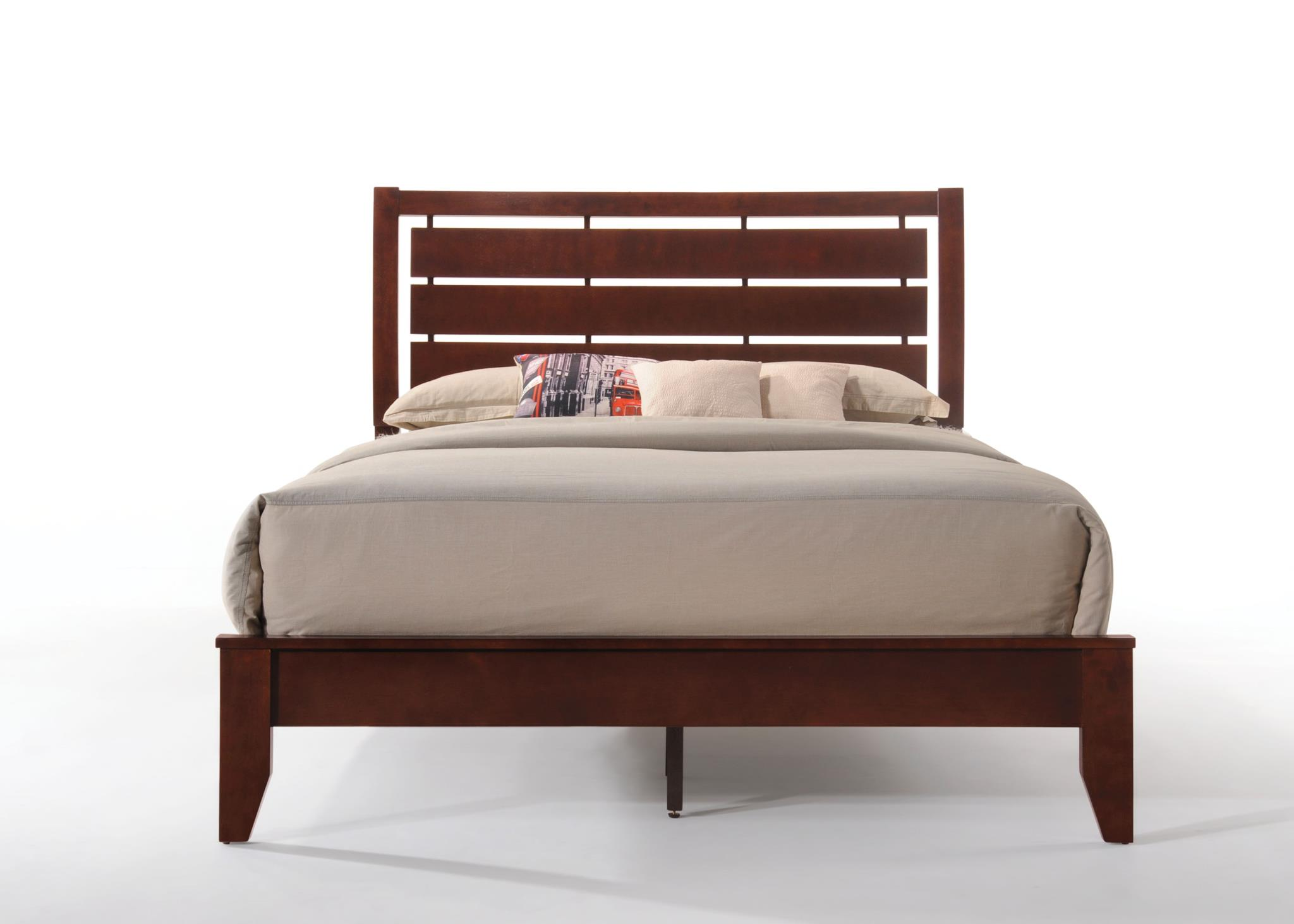 Bed Front