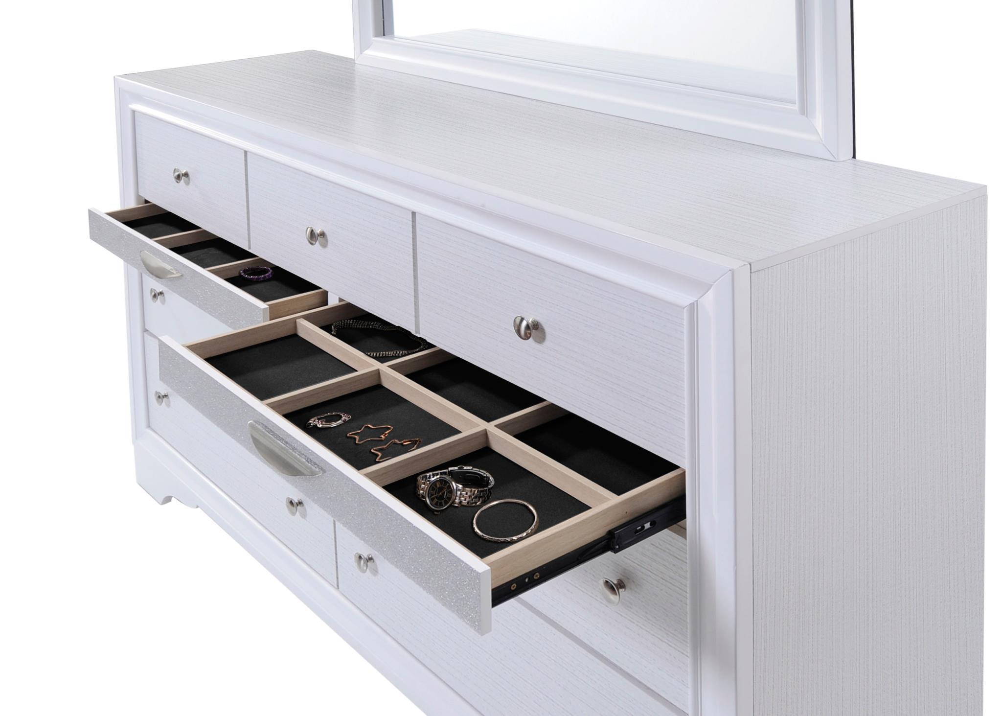 Dresser Jewelry Trays