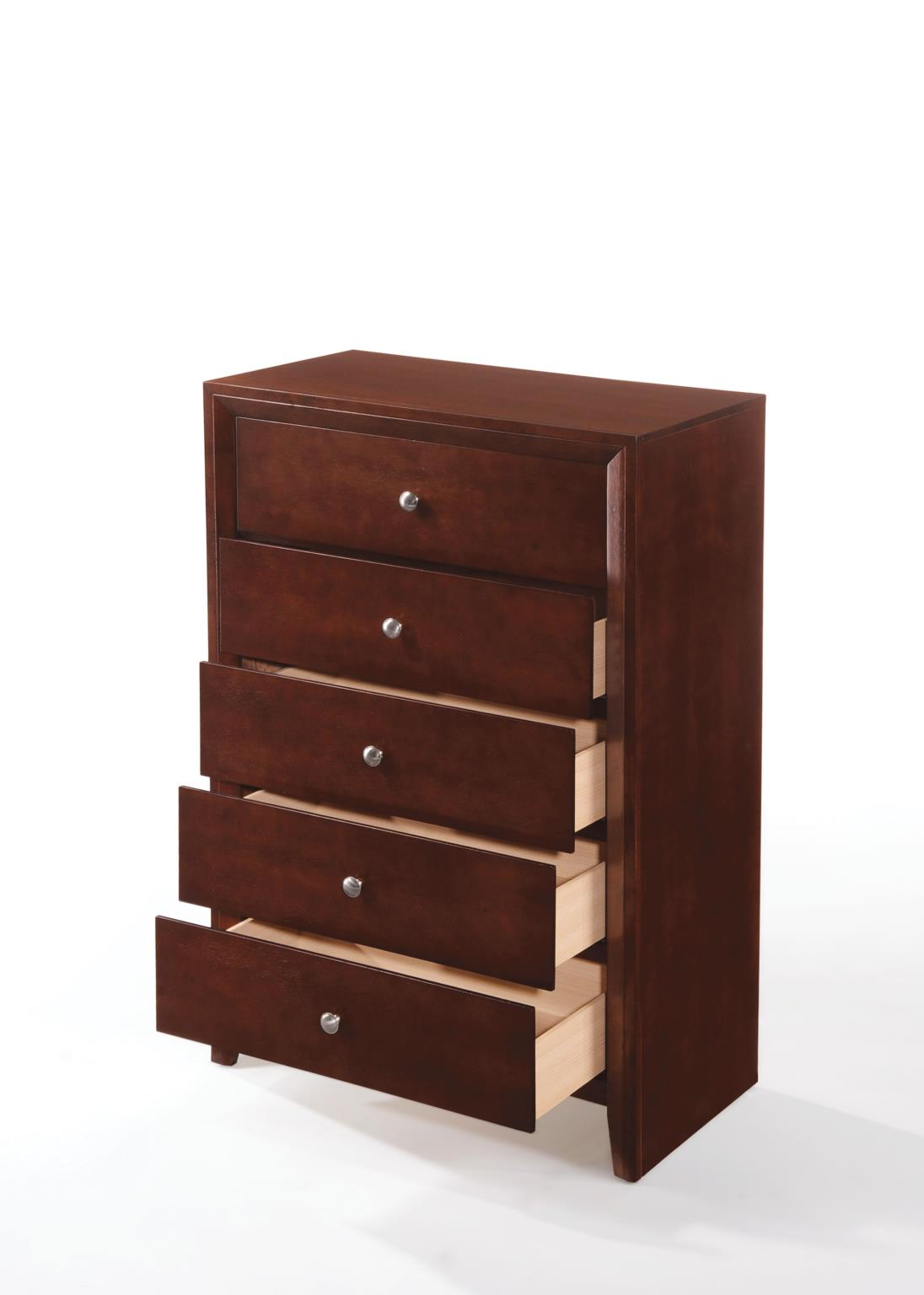 Drawers Opened