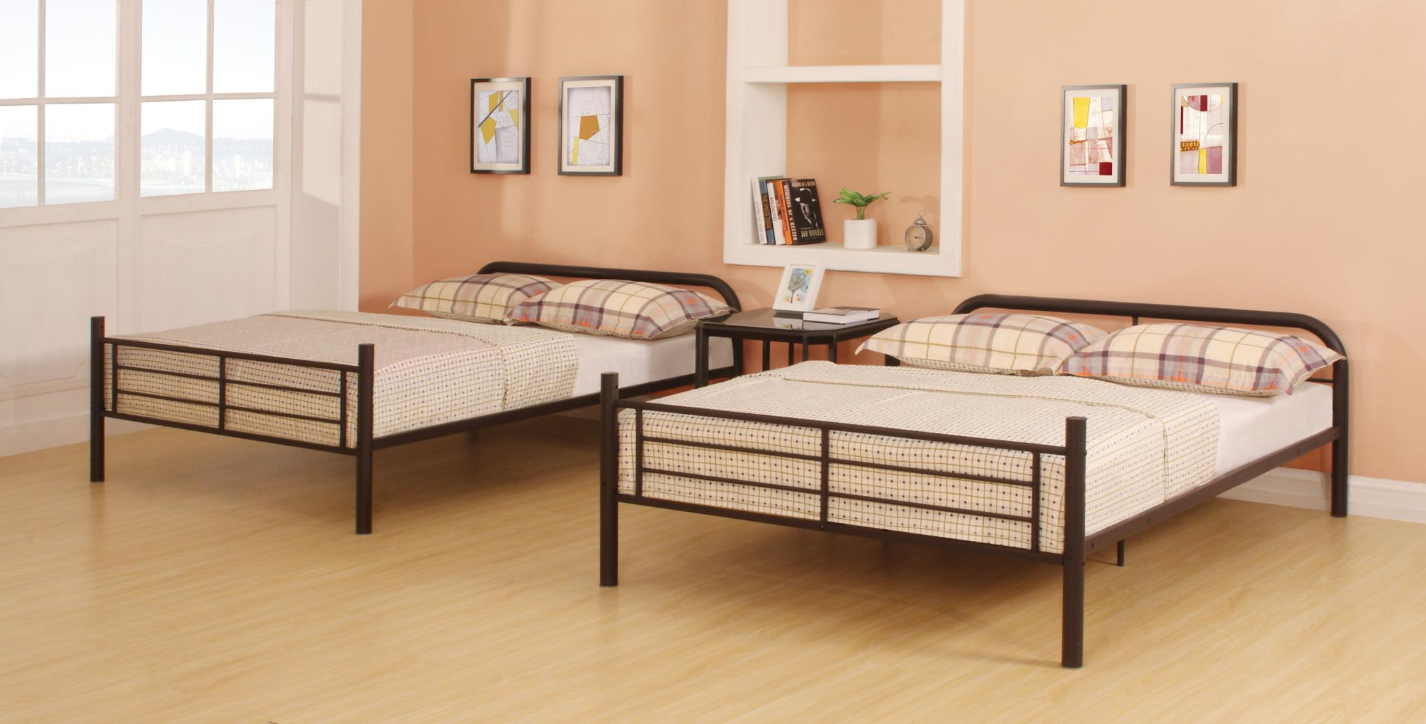 Full Bunk Beds Used Separately