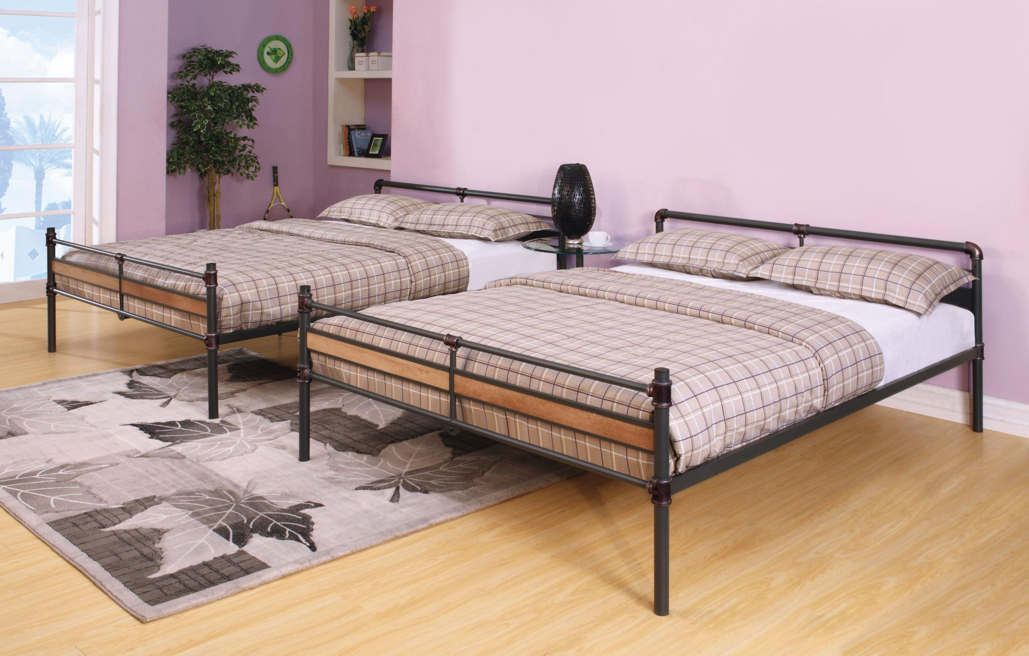 Queen Bunk Beds Used Separately