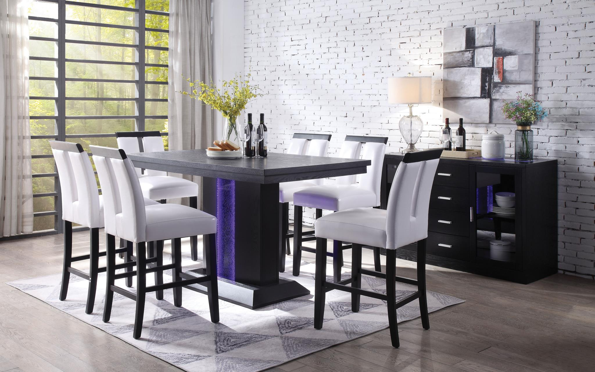 Complete Counter Height Table Set