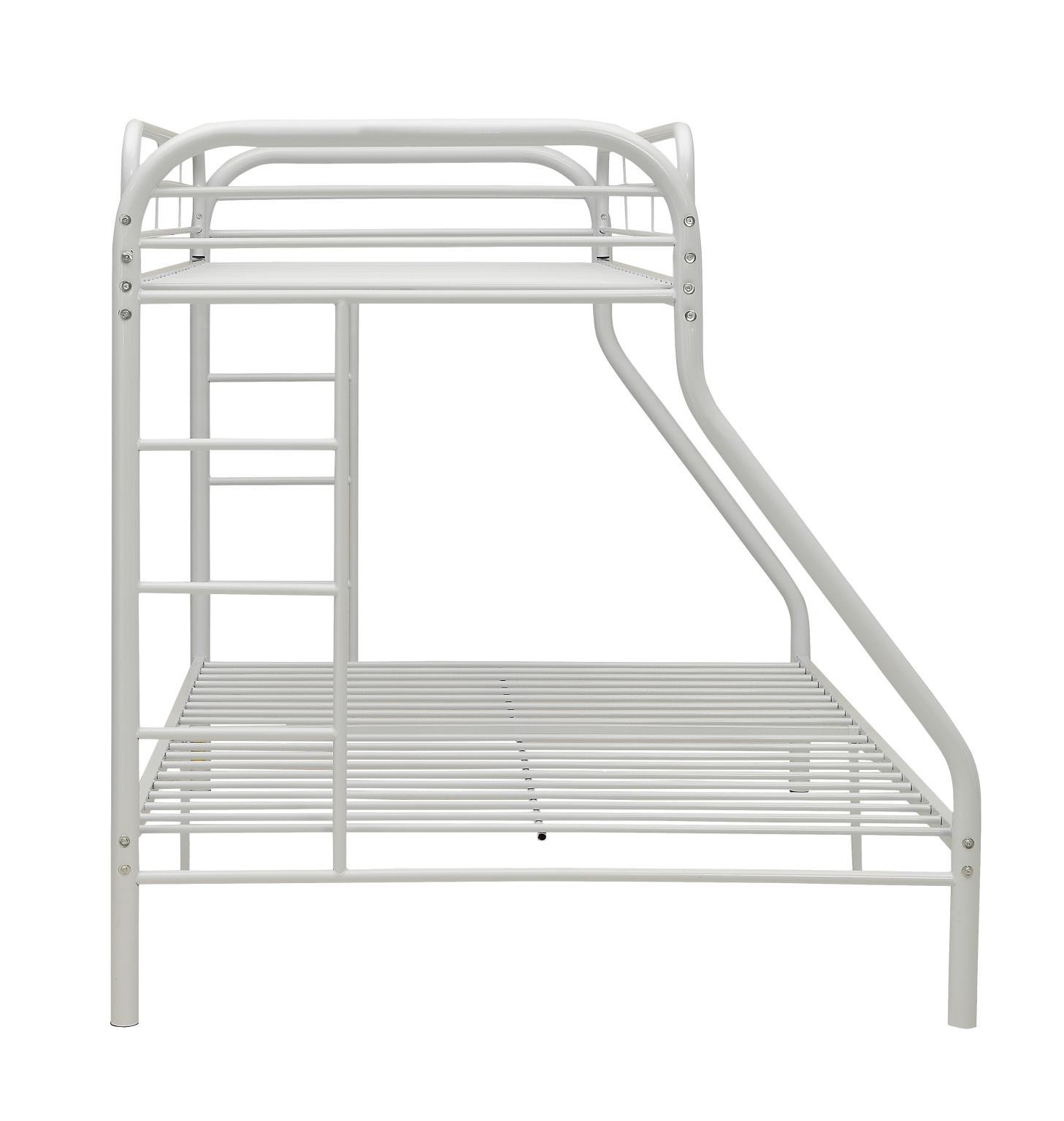 Queen Bunk Bed Side