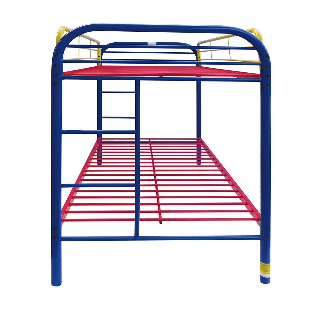 Twin Bunk Bed Side