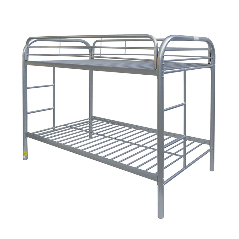 Twin Bunk Bed Angle