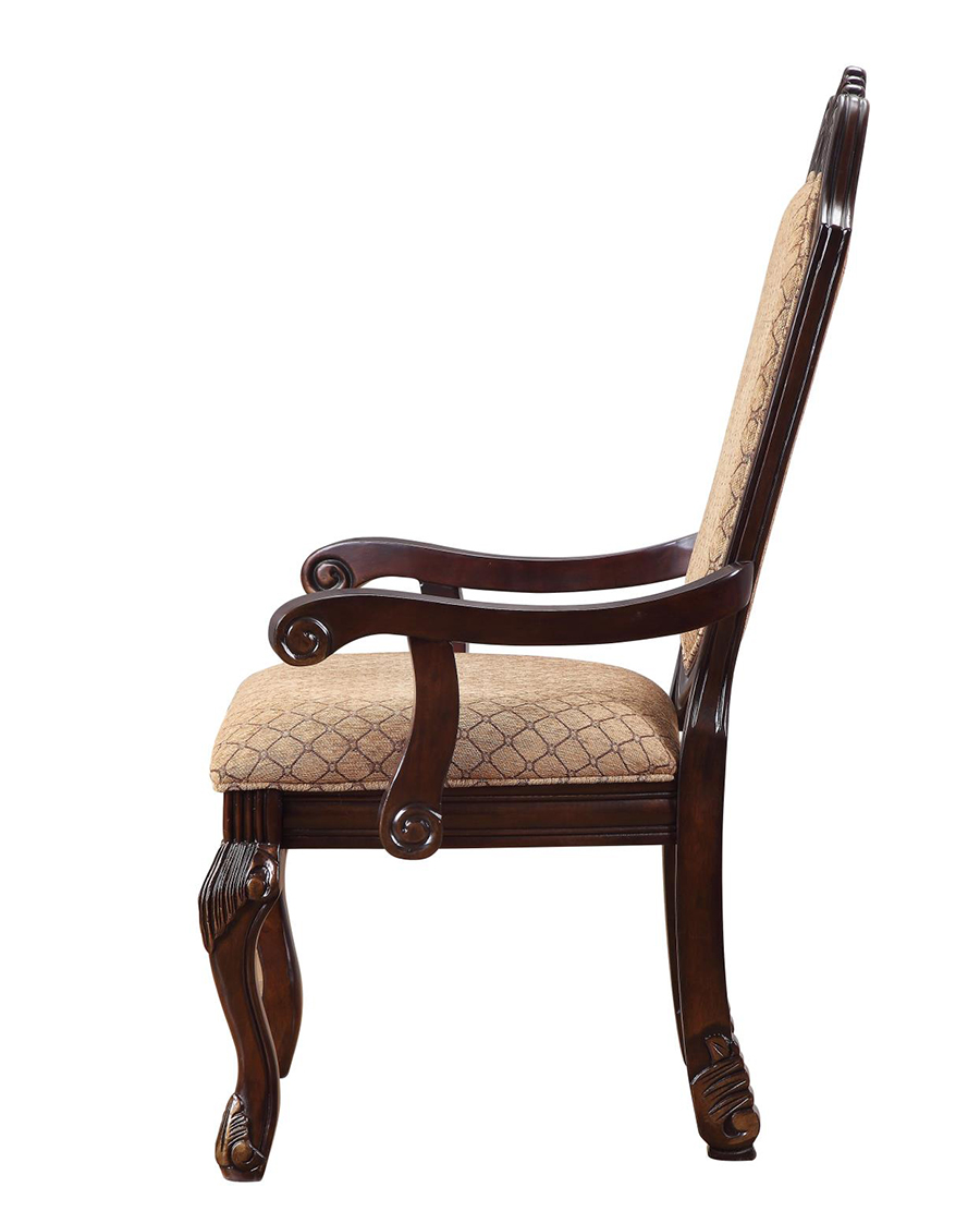 Arm Chair Side View