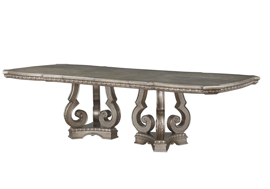 Rectangular Dining Table Angle