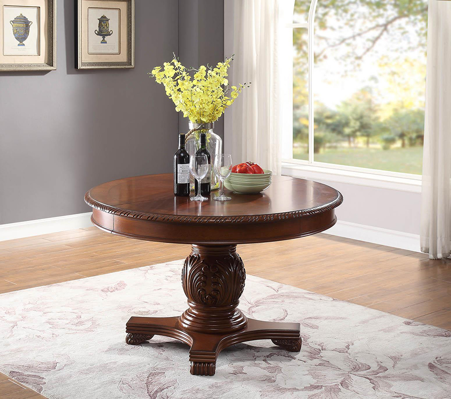 Dining Table w/o Extension Leaf
