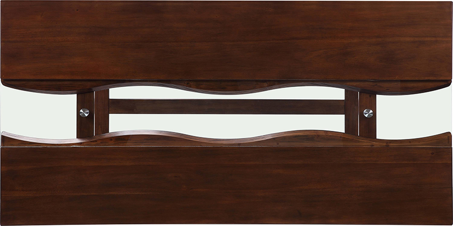 Dining Table Top w/ Glass Inlay
