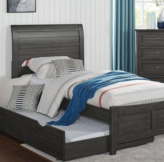 Charcoal Bed