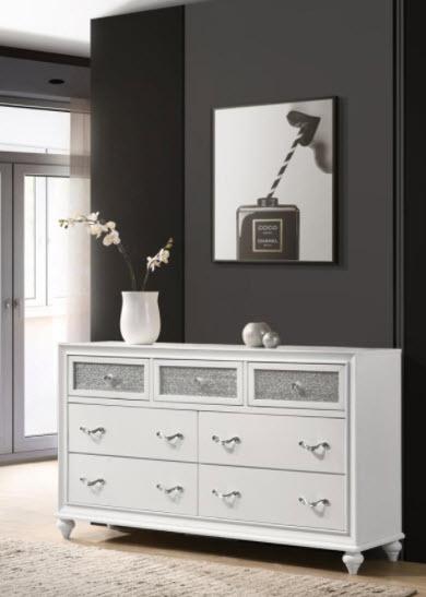 Dresser White