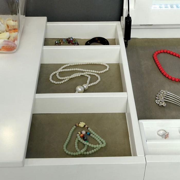 Felt-Line Jewelry Drawer