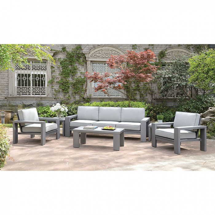 Complete Patio Sofa Set
