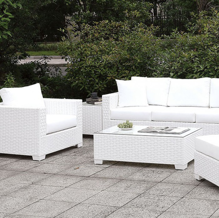 Patio Sofa Set Close Up