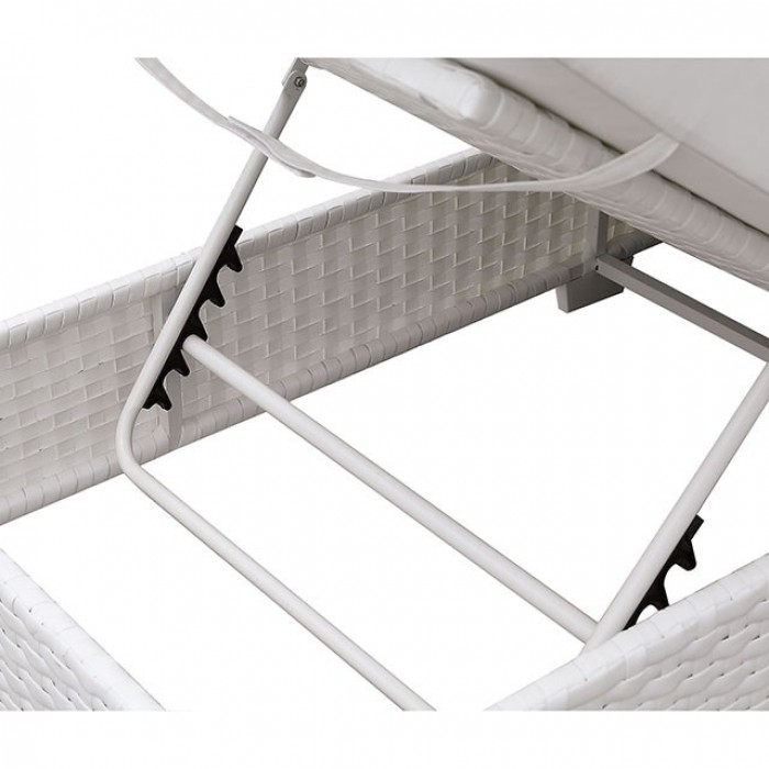 Adjustable Lever on Chaise