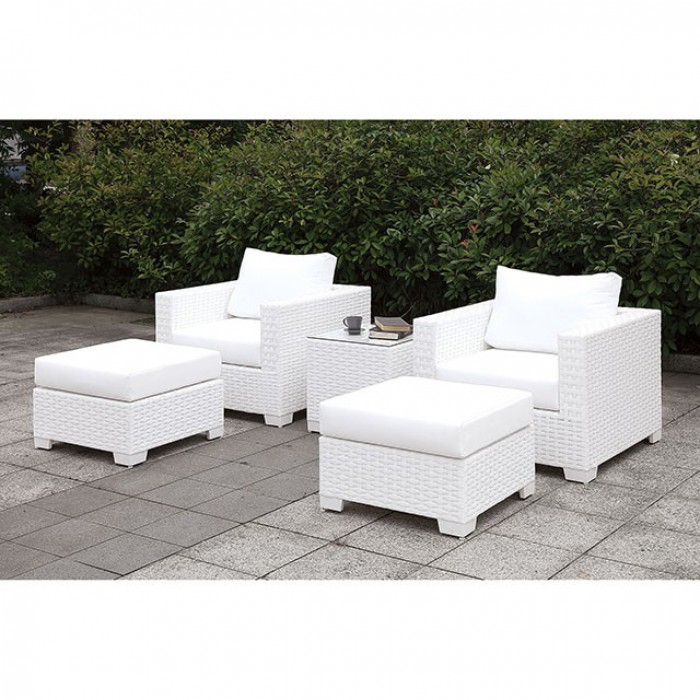 Complete Patio Chair Set