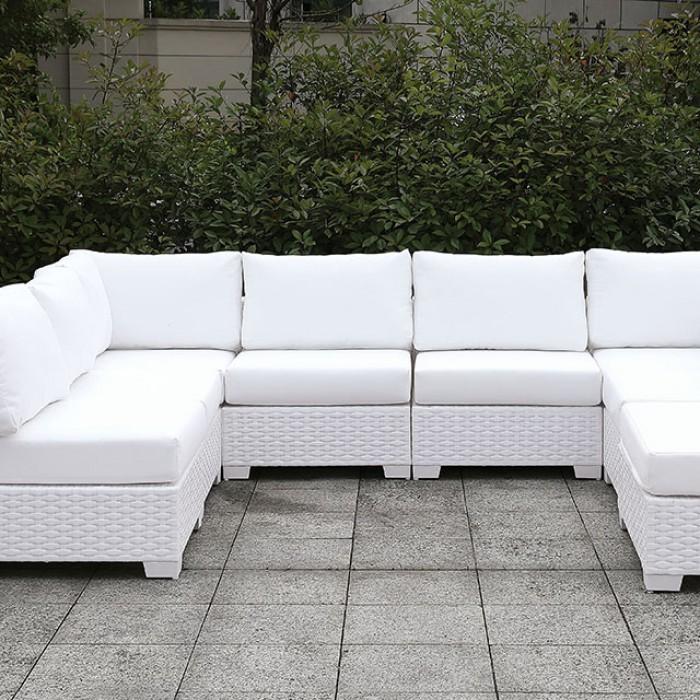 U-Sectional Sofa Close Up