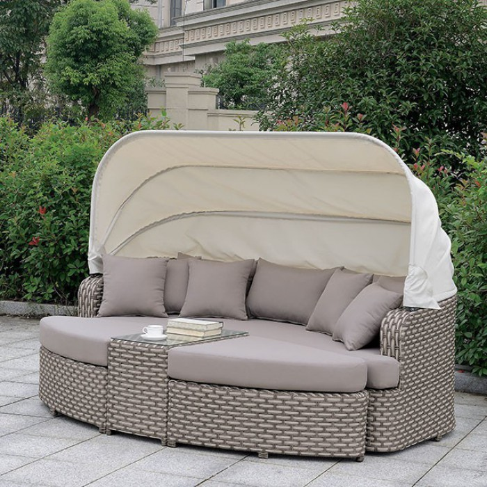 4 Piece Patio Daybed