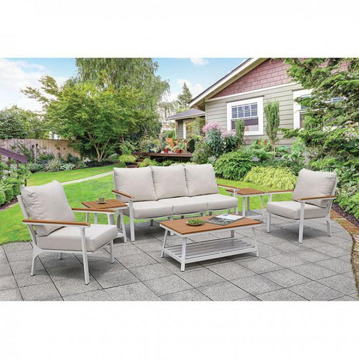Complete 6 Piece Patio Sofa Set