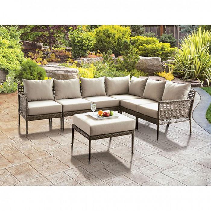 Patio Sectional Sofa