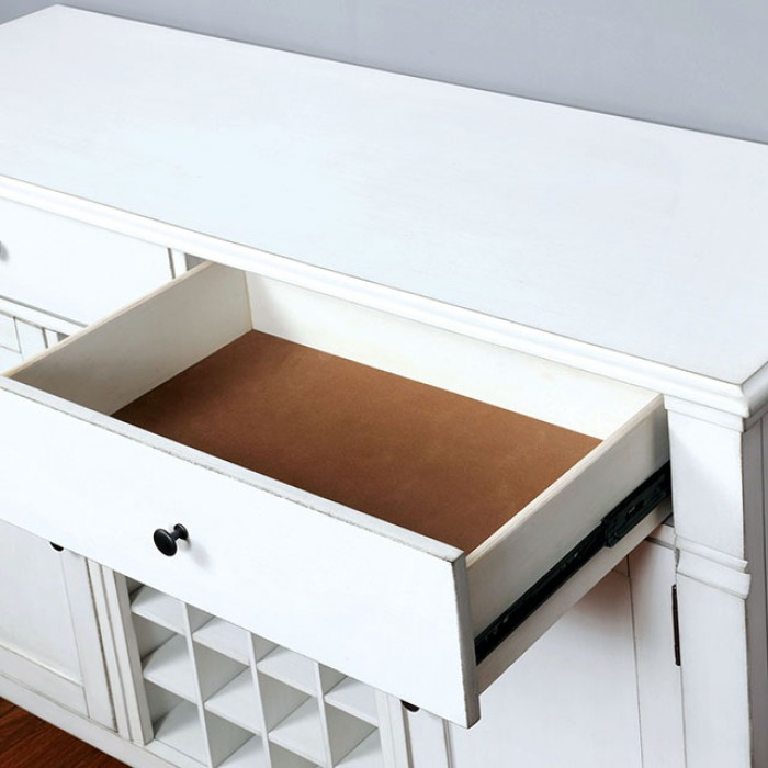 Server Drawer