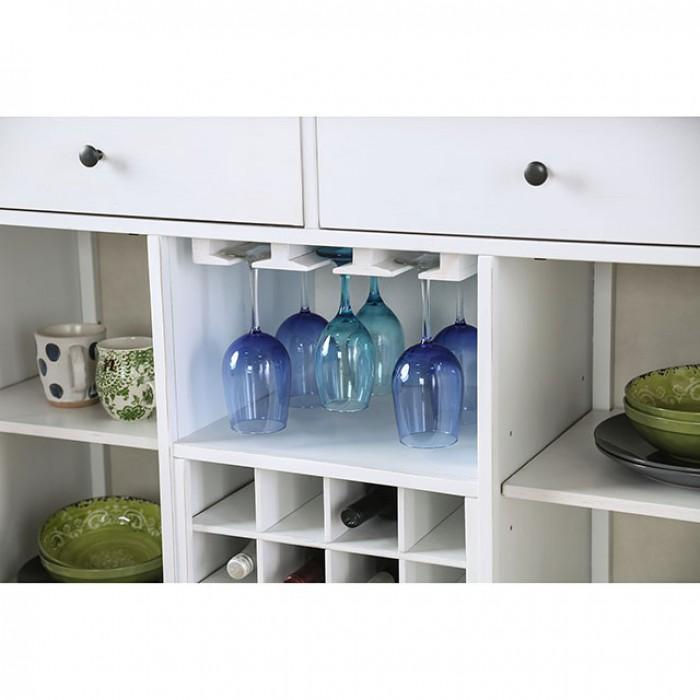 Server Wine Glass Rack